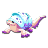 Shell Lizard Epic