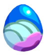 King Clam Egg