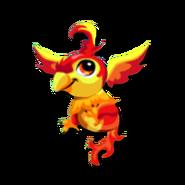Firestorm Bird Juvenile