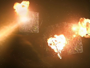 Borg cubes destroyed by 8472-teaser