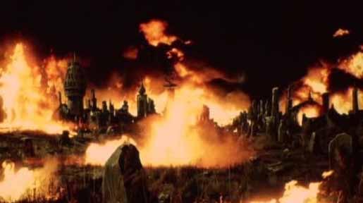 The Destruction of Midian