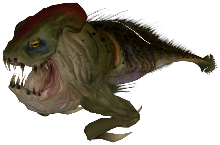 Xen Ichthyosaur
