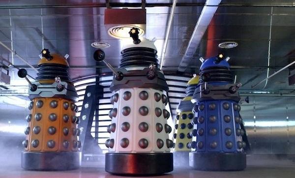 New Dalek Paradigm