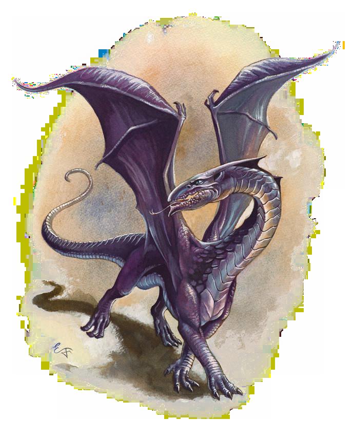 Purple Dragon Monster Wiki Fandom