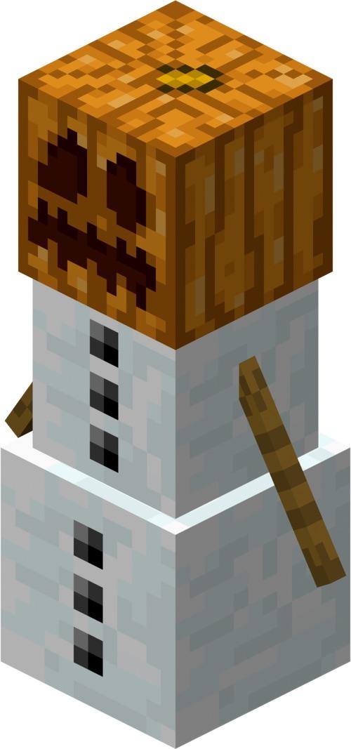 Snow Golem (Minecraft)
