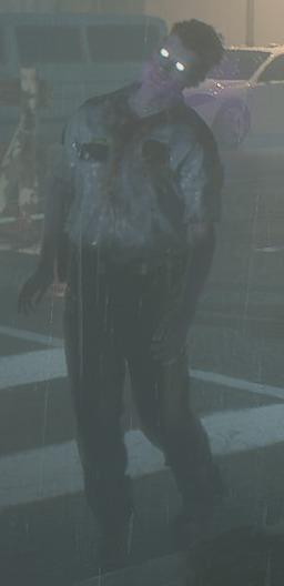 Poison Zombie (RE2make)
