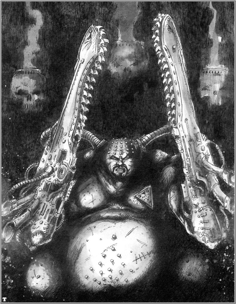 Bull Gorg