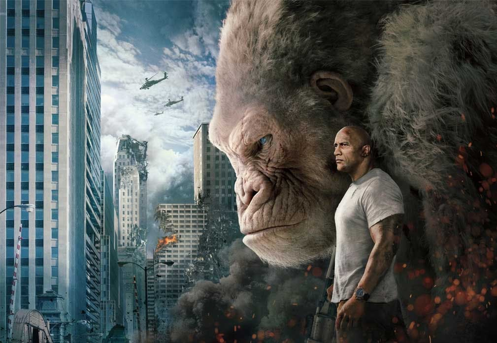 George (Rampage movie)