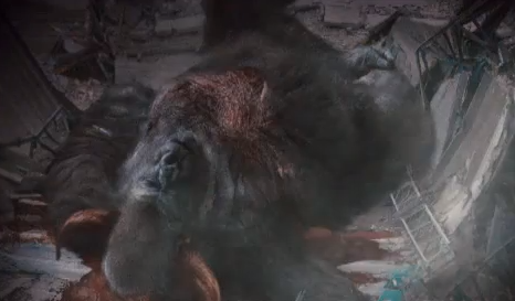 Giant Ape (The Cabin in the Woods)