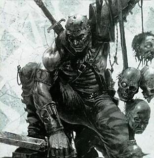 Gland Warrior
