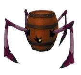 Barrel Spider