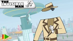 2006 animated Invisibleman