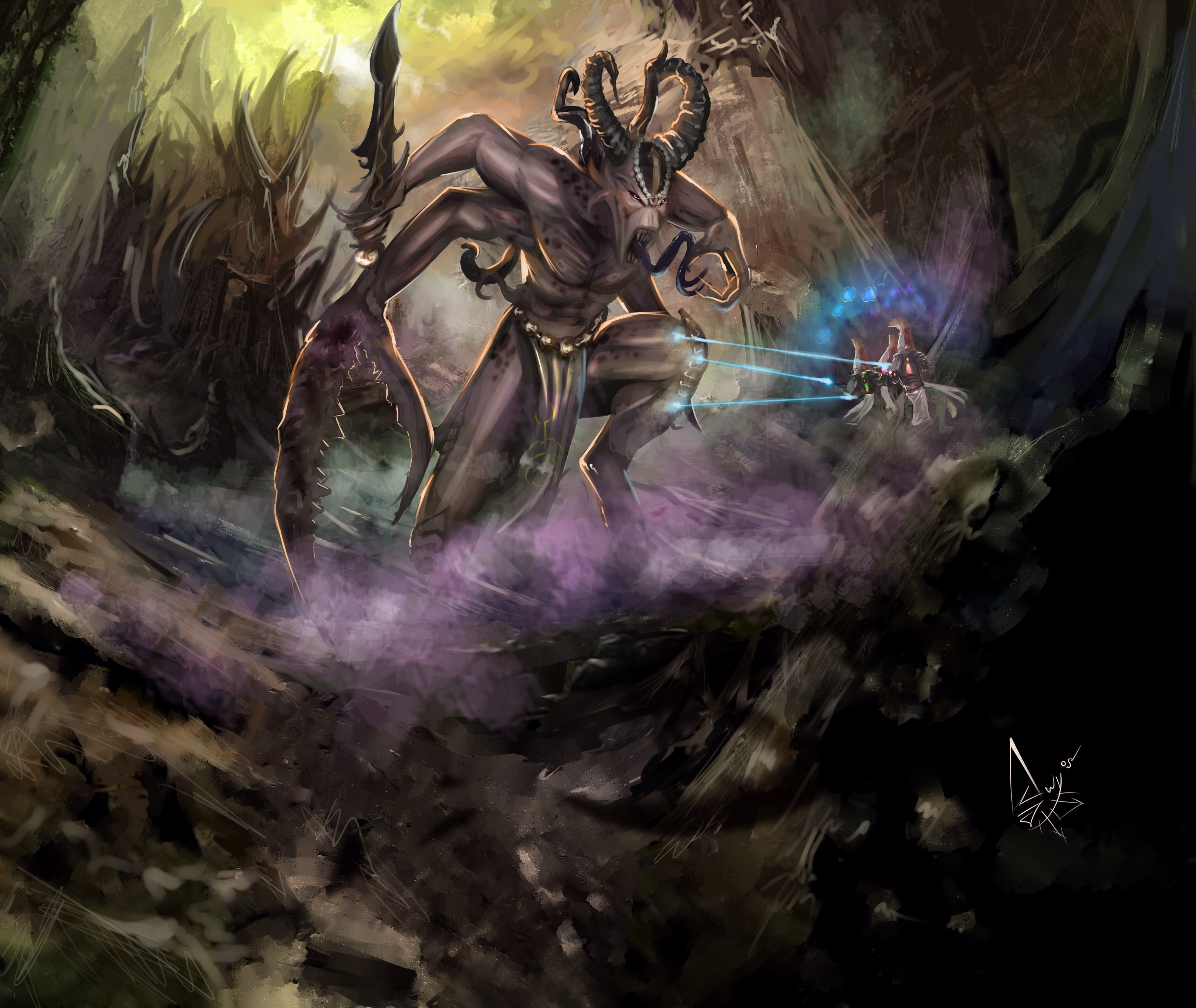Fall of the Eldar