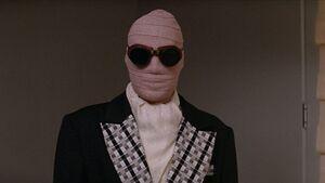 Invisible Man Nick Halloway