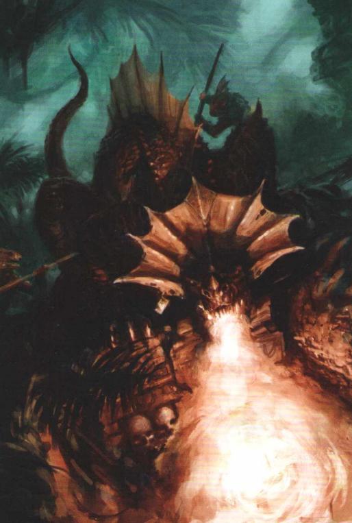 Salamander (Warhammer Fantasy)