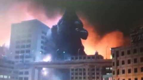 Godzilla vs. Mothra - Mothra vs