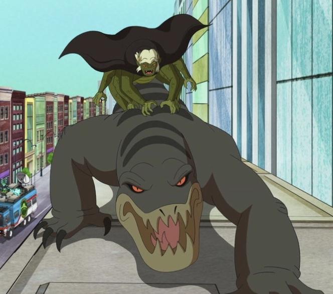 Kimodo Dragon