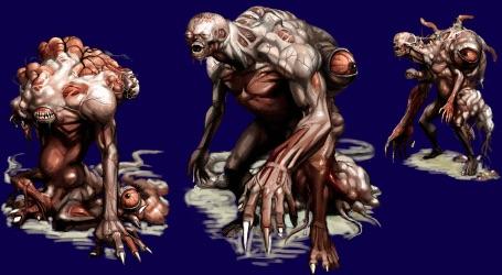 Irregular Mutant