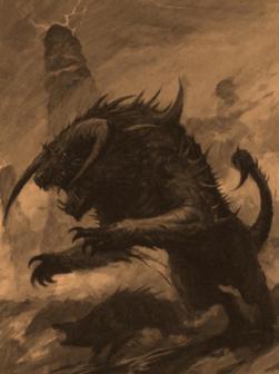 Chaos Warhound
