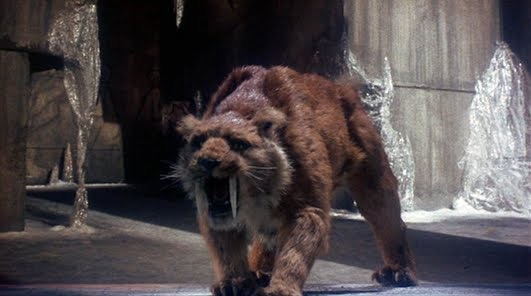 Smilodon (Sinbad and the Eye of the Tiger)