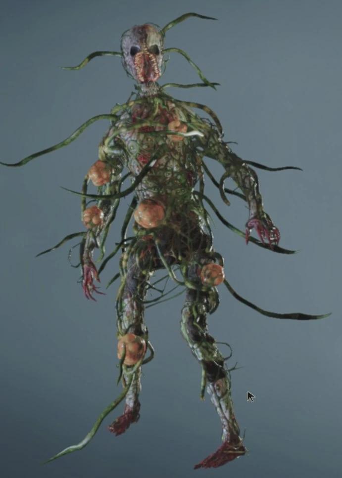 Ivy Zombie
