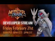 Monster Train Beta Date Announced