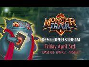Monster Train Developer Stream - Custom Challenge creation