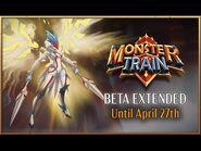 Monster Train Developer Stream - Beta extended till April 27th