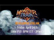 Monster Train Developer Stream - Umbra Clan Reveal!