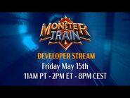 Monster Train - Developer Stream