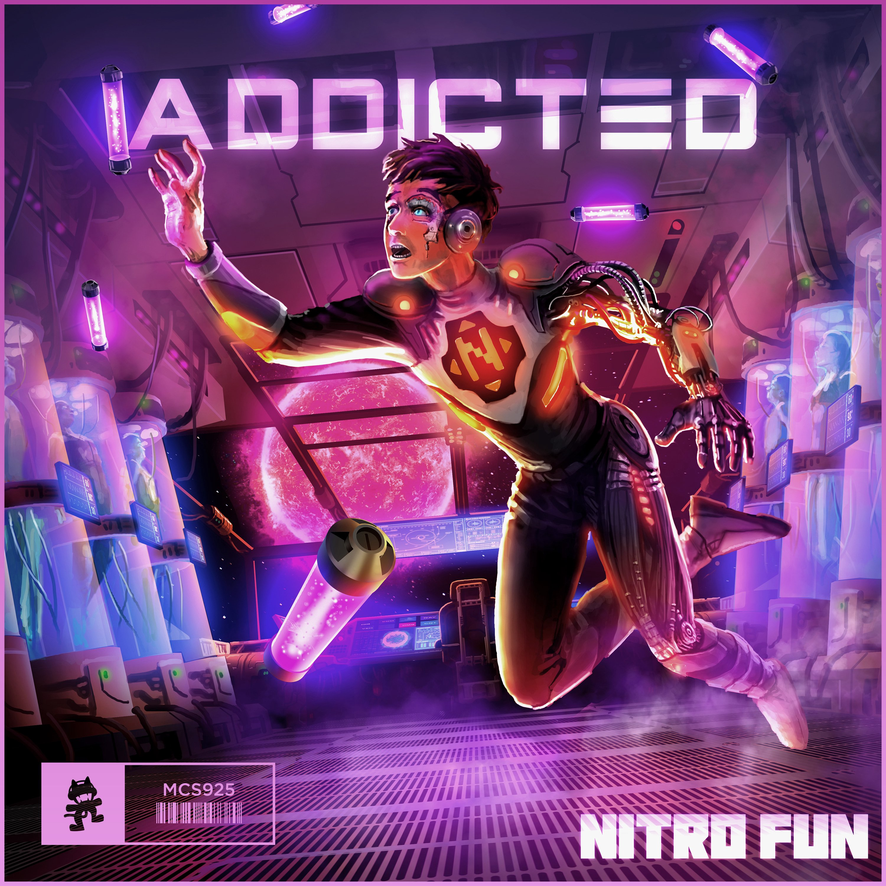 Addicted (Nitro Fun)