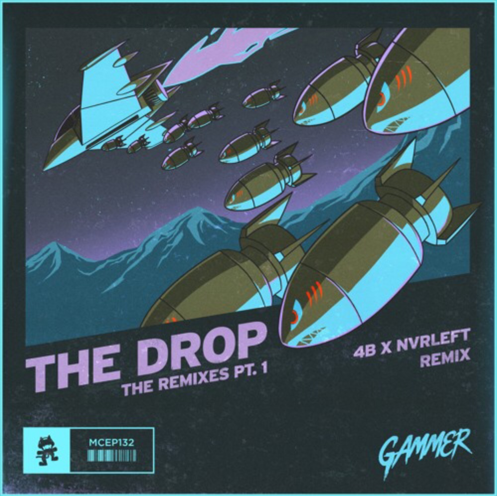 THE DROP (4B & Nvrleft Remix)