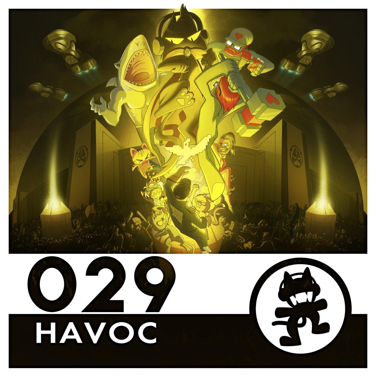 Monstercat 029 - Havoc