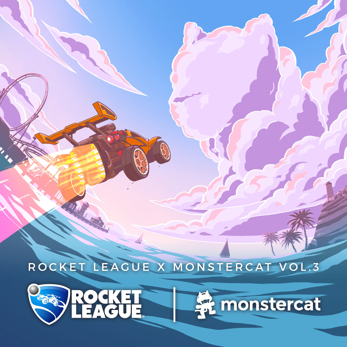 Rocket League x Monstercat Vol. 3