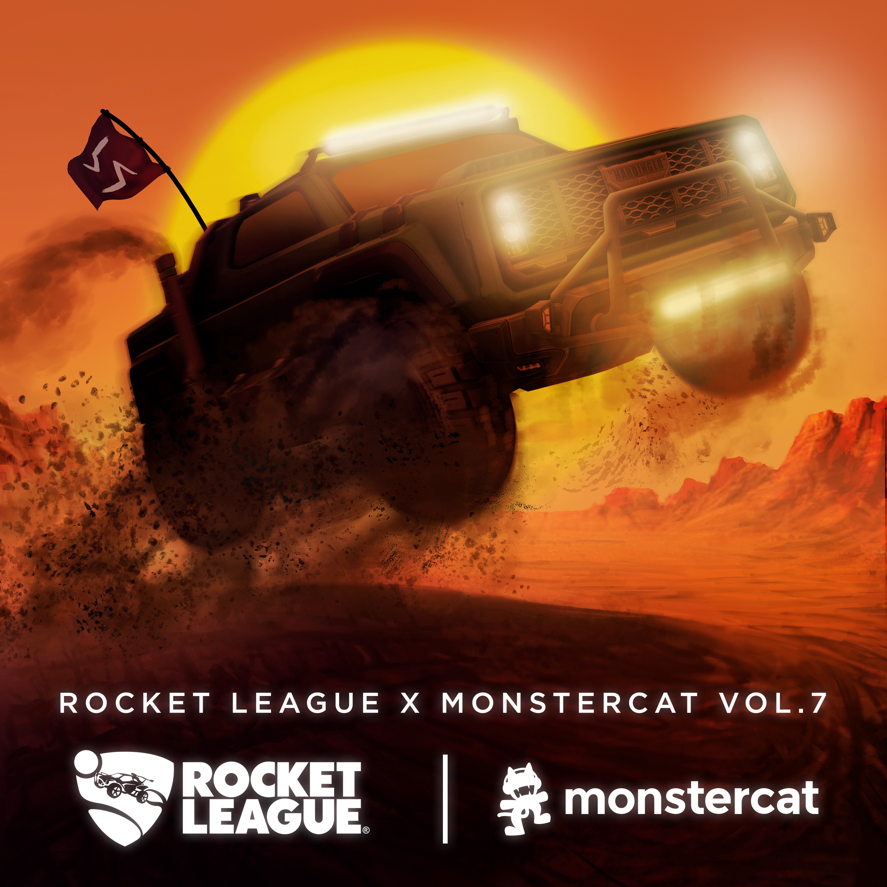 Rocket League x Monstercat Vol. 7