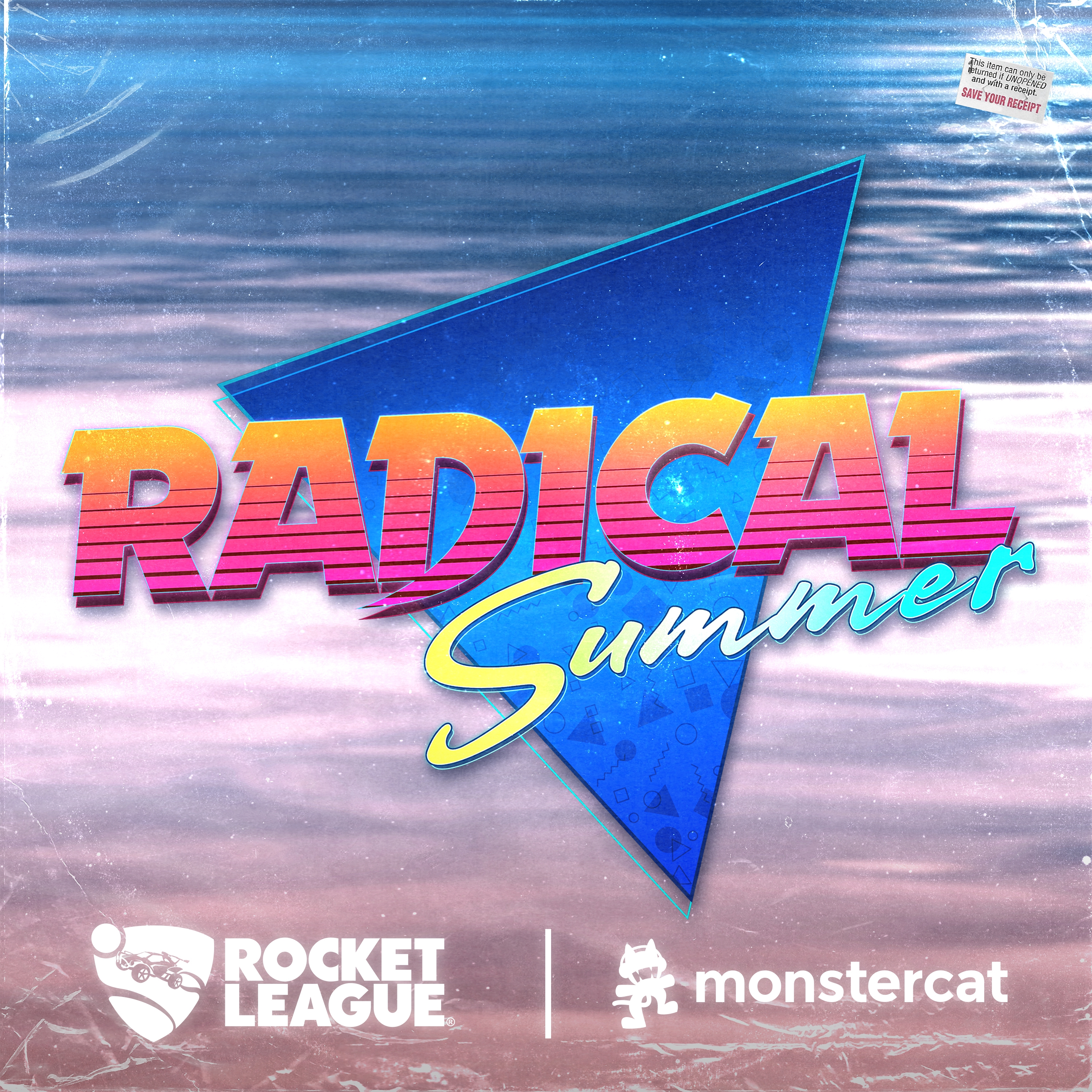 Rocket League x Monstercat - Radical Summer