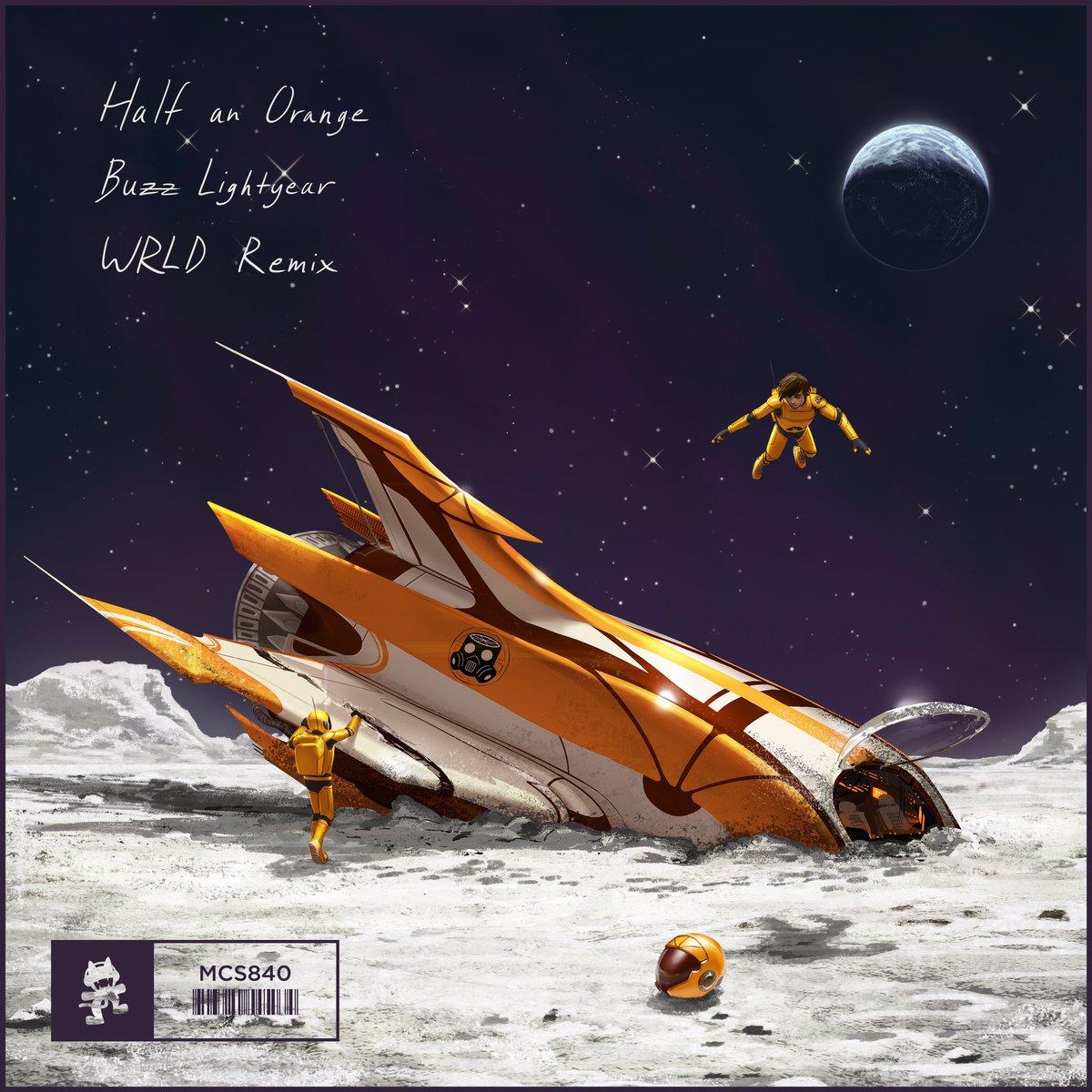 Buzz Lightyear (WRLD Remix)