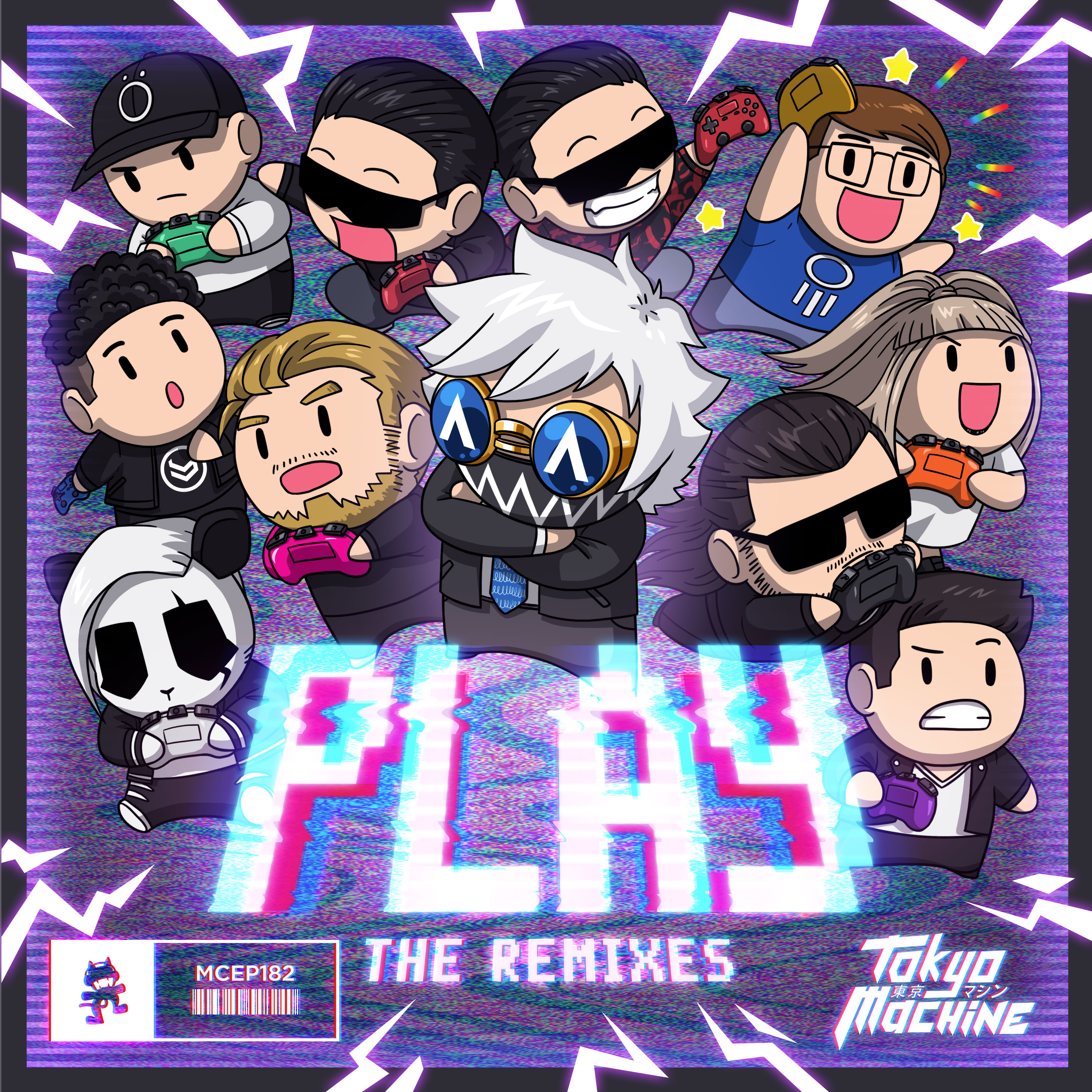 PLAY (The Remixes)
