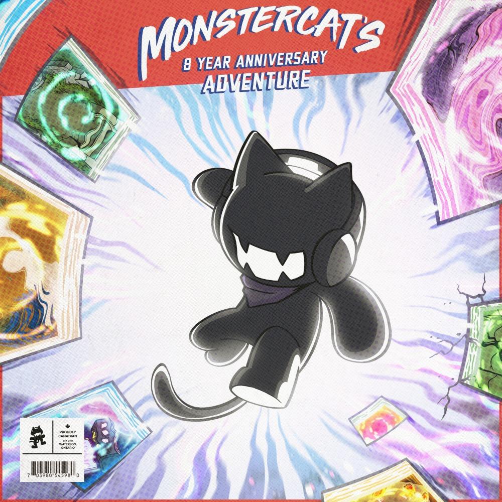 Monstercat 8 Year Anniversary