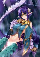 3126718 - Basilisk Monster Girl Encyclopedia butter-t