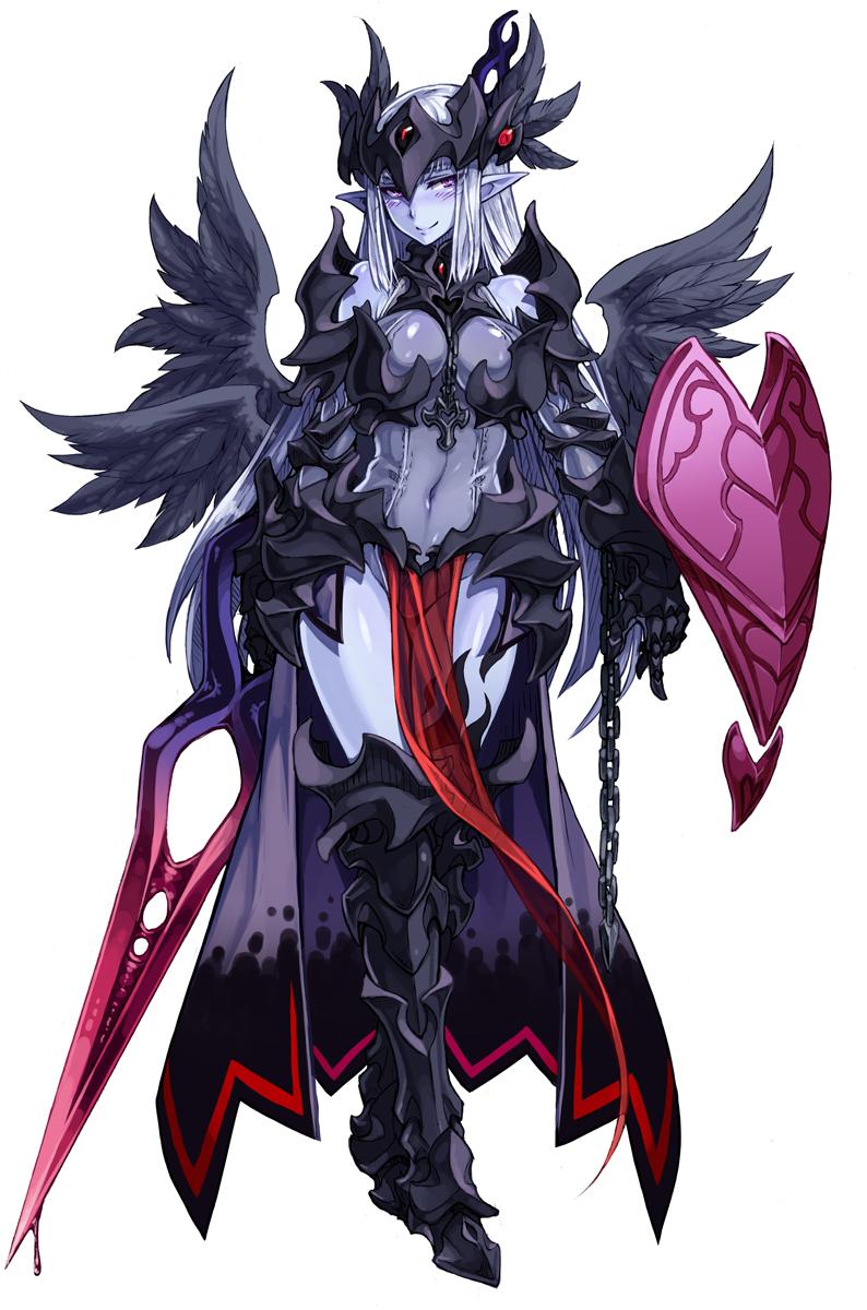 Dark Valkyrie