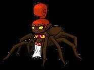 Goliath birdeater arachne chibi