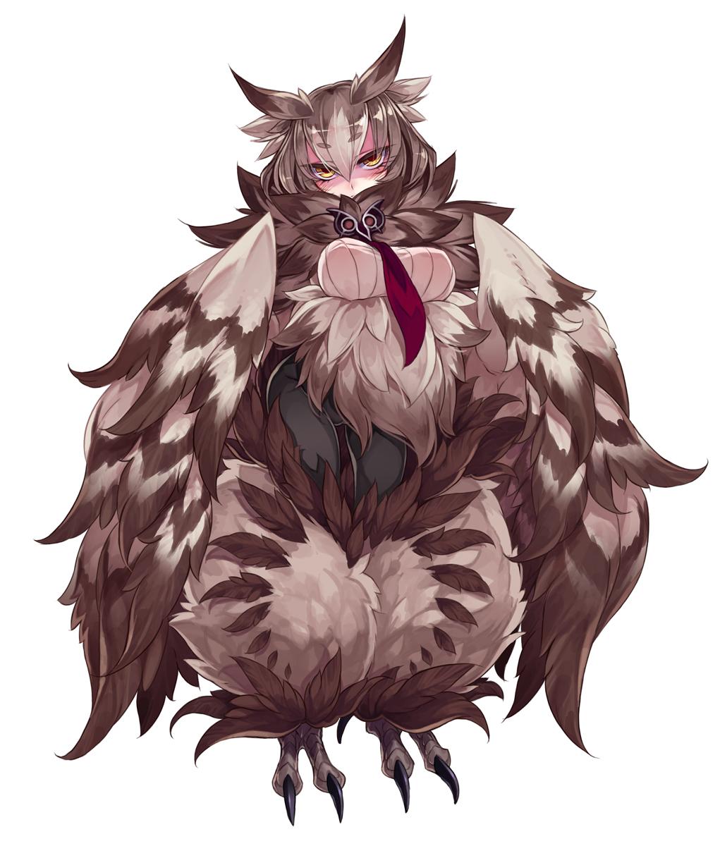 Owl Mage
