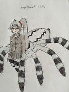 Fringed Ornamental Tarantula Arachne