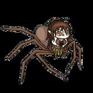 Brown Recluse arachne chibi