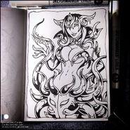 Sketchbook mindflayer by candra de877cf