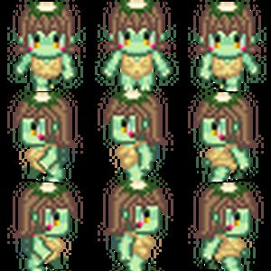 Kappa monster girl sprite by tsarcube-d33x9q0.png