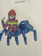 Cobalt Tarantula Arachne