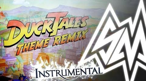 SayMaxWell - Ducktales 2017 Theme Remix Instrumental