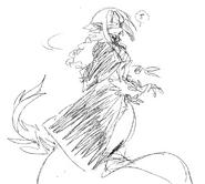 Firekeeperbasilisk twirl